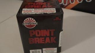 POINT BREAK - 200G CAKE - EMPIRE FIREWORKS