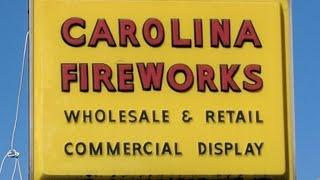 Fireworks Store Tour: CAROLINA FIREWORKS in Easley SC