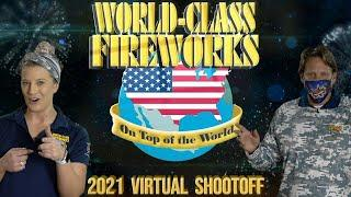Jake's World-Class Fireworks 2021 Virtual Shoot Off Product Demo