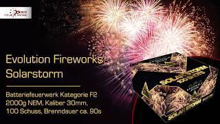 Solarstorm - Evolution Fireworks