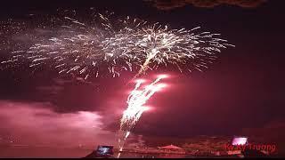 Xem Biểu Diễn PHÁO HOA tại ĐẦM SEN-  Fireworks Performance.
