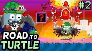 USING SUPER FIREWORKS!! | Road to Turtle Leash #2 | Growtopia
