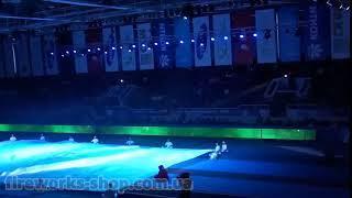 ИСПОЛЬЗОВАНИЕ ОТДЕЛЬНЫХ ПИРОЭЛЕМЕНТОВ Сценический фейерверк Звезды Шеста 2011