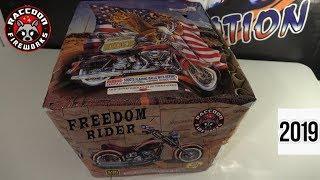 FREEDOM RIDER - RACCOON FIREWORKS