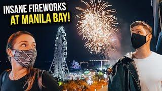 MANILA BAY keeps getting BETTER! MASSIVE FIREWORKS every week!