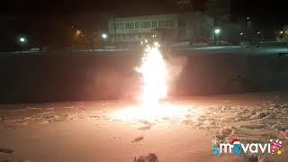 Взрываем пиротехнику, на Новый Год 2020!