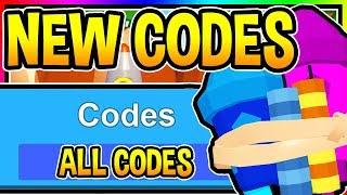 ALL NEW FIREWORK SIMULATOR CODES - New Update/ Boost Codes | Roblox