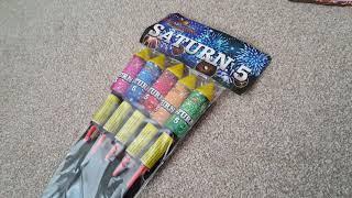 Fireworks Stash 2018 UK pt 3