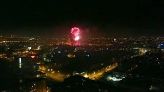 #HappyNewYear2019 #Spectacular #Fireworks