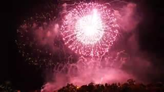 Christ our saviour Hal lija fireworks 2019 part 1 in 4k