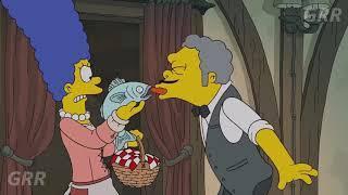 Симпсоны Лучшие моменты #17 30 сезон