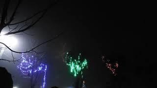 Салюты, новый год, 1 видео, 2 канал!