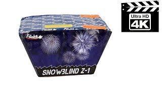 ★ Snowblind Z-1 ★ / Funke Fireworks [4K]