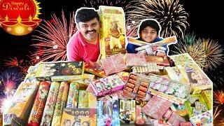 Massive cracker unboxing | from Krishna Fireworks | Deepavali 2020