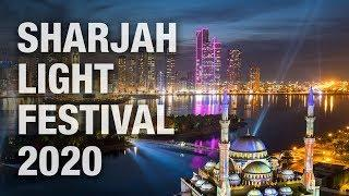 Sharjah Light Festival 2020 | Al Majaz Waterfront Sharjah | Sharjah Light Festival Fireworks