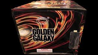 GOLDEN GALAXY  - OMNI FIREWORKS