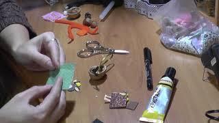 Мастер-класс по изготовлению новогодних игрушек