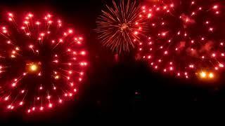 Второй фестиваль фейерверков «Вальс цветов» в Ижевске