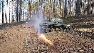 танк КВ 1