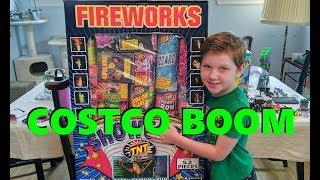2019 COSTCO 'SHOWCASE' Fireworks UNBOXING! HUGE TNT fountain selection.