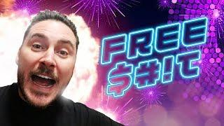 FREE $#!T + Best Fireworks of 2018 That Don't Get Enough L♥️ve