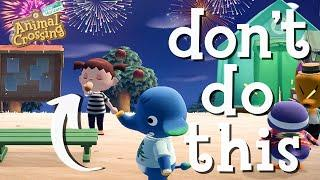 Fireworks, Boba & Spongebob Memes | Let's Play ACNH
