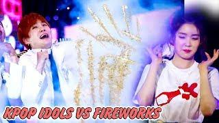 Kpop Idols Vs Fireworks Kpop [NL]