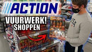 ACTION VERKOOPT WEER VUURWERK! | CATEGORIE 1 VUURWERK SHOPPEN 2020