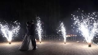 Танцующие фонтаны от Show Adrenaline Краснодар