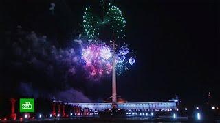В Москве 75-летие освобождения Братиславы отметили салютом
