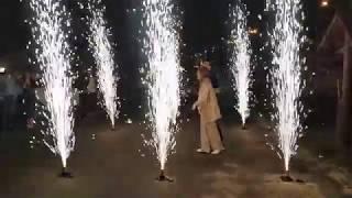 Just Fire   Пиротехнические фонтаны   Югославия   Воронеж