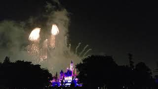 Disneyland Fireworks Show 2018