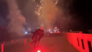 BIGGEST WEDDING FIREWORKS SHOW IN INDIA EVER