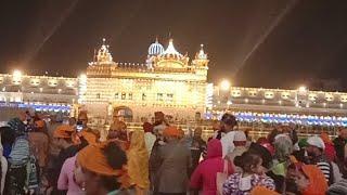 Golden Temple | Nanak Jyanti | Celebration | Fireworks | Gurpurb 2018