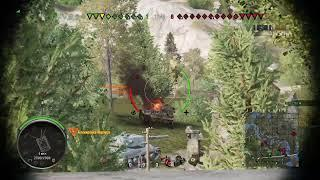 Коротенький стрим, 30 минут wot console world of tanks