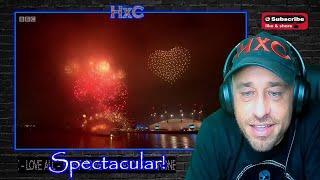 London's 2021 fireworks