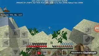 7 серия Выживание в Minecraft на телефоне построили две фермы