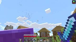 Fireworks for the Hero of the Village - Minecraft