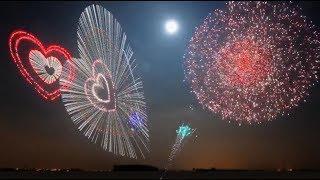 amazing fireworks in the world 2019 (феиерверки и салюты в грузии 2019)