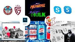 Дизайн-обзор 27.0 / ФК Салют, Marvel, Skype, Буквоед, Pepsi, Спорт-Экспресс