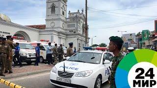 Тринадцать человек задержали в связи со взрывами на Шри-Ланке - МИР 24