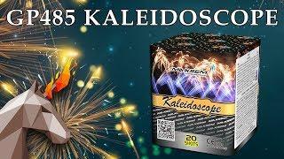 "GP485 KALEIDOSCOPE (0,8"" х 20)  пиротехника оптом ""ОГОНЁК"""