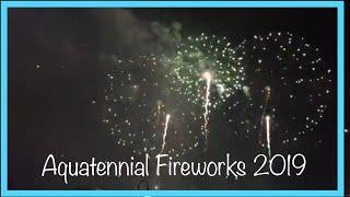 Aquatennial Fireworks Minneapolis MN 2019 Target Fireworks Grand Finale