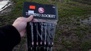 Zena Original Fireworks Trueno Rockets