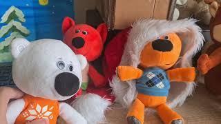 Мимимишки Новогодняя серия 10 серия Новый год Ёлка шарики ХЛОПУШКИ