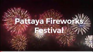 Vlog 8 | Pattaya Fireworks Festival 2020 | Kulet's taking over the Vlog