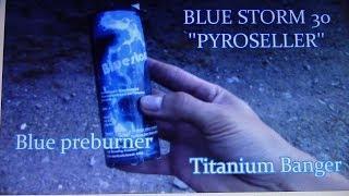 BLUE STORM 30 /van Pyroseller.....................Vuurwerk/Fireworks/Feuerwerk ..Tsjechië 2018