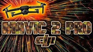MAVIC 2 PRO : 10,000 FIREWORKS (Shot in 4K)