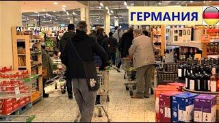 Германия накануне Рождества/Очереди в магазинах/Ограничения поездок/Запрет салютов
