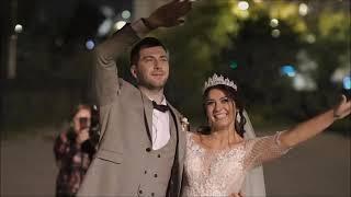 Пиротехническое шоу на свадьбу Для Ивана и Русланы